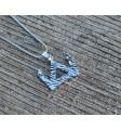 Custom Silver 2d pendant plus chain 10g+10g 359 zł