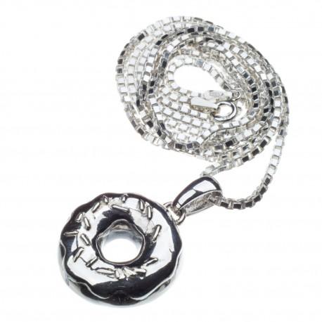 Silver Donut chain