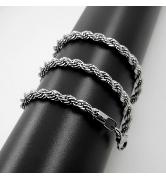 Łańcuch kordel rope chain- NS