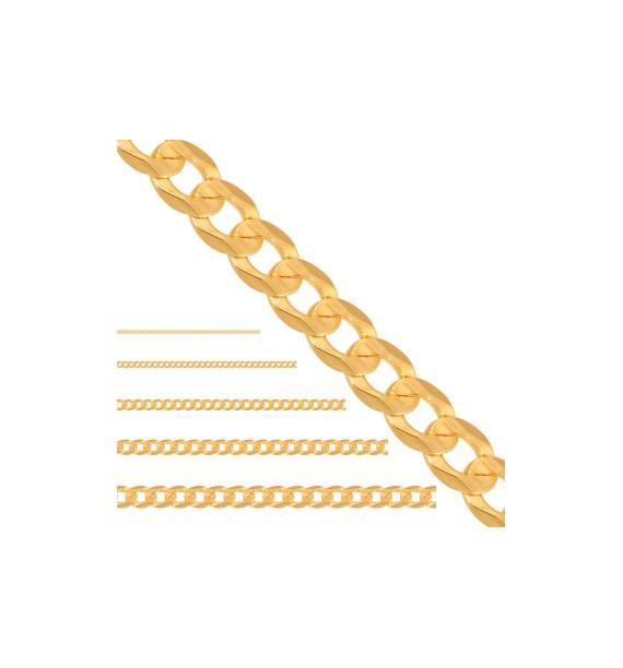 Pancerka złoto 0.585