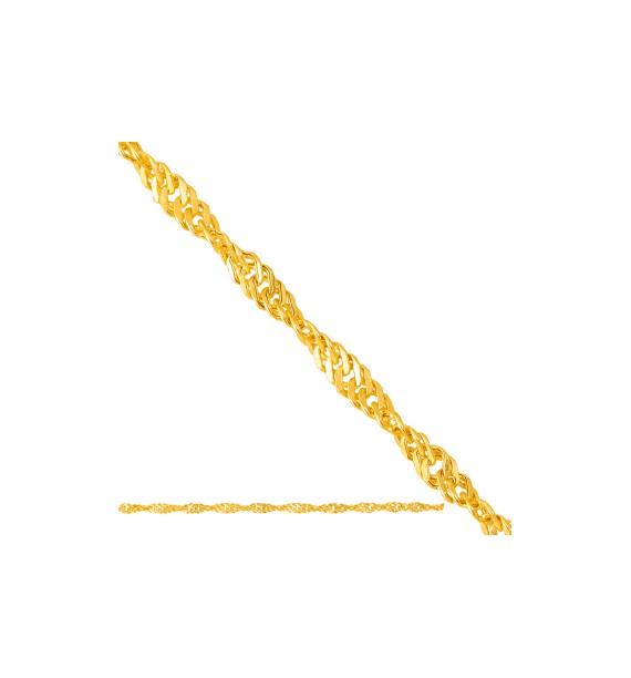 Sinagpore złoto 0.585